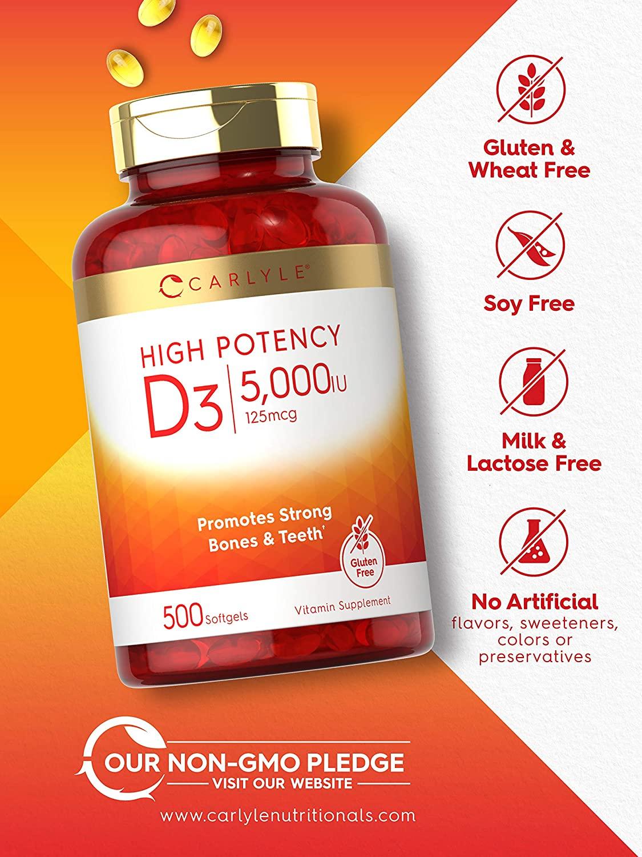 витамин d3 большая упаковка